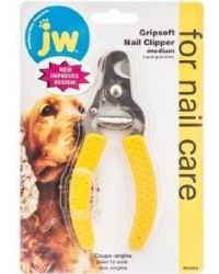 JW - Grip Soft - Nail Trimmers for Dogs - Medium