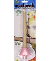 JW - Insight - Wood Bird Perch - Large