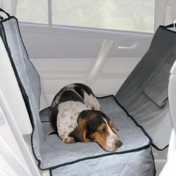 K&H - Deluxe Car Seat Saver - Gray