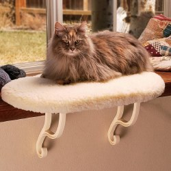 K&H - Cat Furniture - Kitty Sill