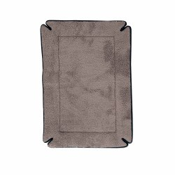 K&H - Memory Foam Crate Pad - Gray - XS