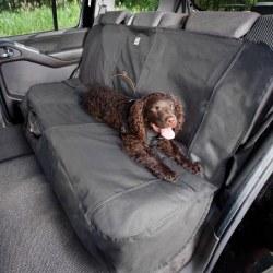 Kurgo - Wander Bench Seat Cover - Grey