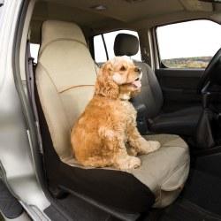 Kurgo - CoPilot Bucket Seat Cover - Khaki