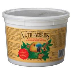 Lafeber - Nutri-Berries - Classic - Parrot - 3.25 lb