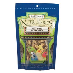 Lafeber - Nutri-Berries - Popcorn - Cockatiel - 4 oz