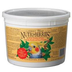 Lafeber - Nutri-Berries - Classic - Cockatiel - 4 lb