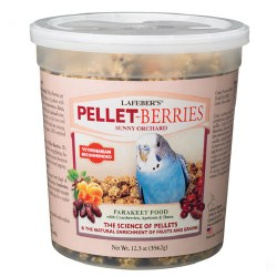 Lafeber - Pellet Berries - Parakeet - 10 oz