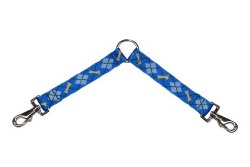 "Lupine  -1"" Wide Coupler - Dapper Dog - 24"""