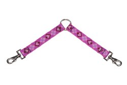 "Lupine - 1"" Wide Coupler - Puppy Love - 24"""