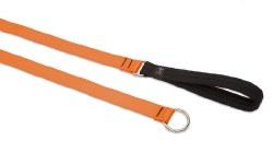 "Lupine - Basic - 1"" Wide Slip Lead - Blaze Orange - 6 feet"