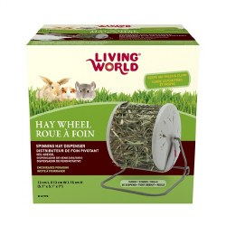 Living World - Hay Wheel