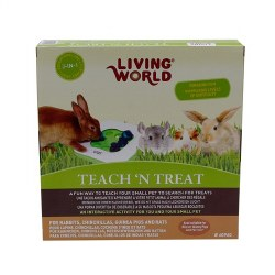 Living World - Teach 'N Treat Toy