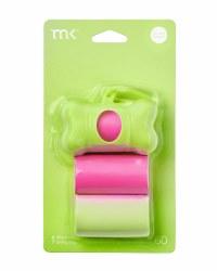 Modern Kanine - Bag Dispenser - Green