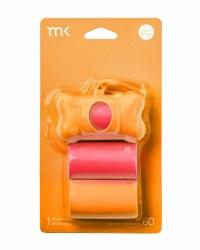 Modern Kanine - Bag Dispenser - Orange