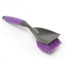 Messy Mutts - Messy Cats - Litter Cleaning Brush