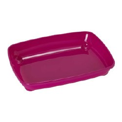 Moderna - Kitten Litter Box - Hot Pink