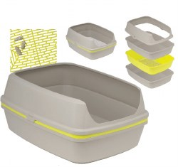 Moderna - Lift to Sift Litter Box - Large