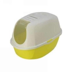 Moderna - Litter Box - Smart Cat - Lemon