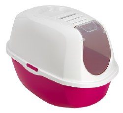 Moderna - Litter Box - Smart Cat - Hot Pink