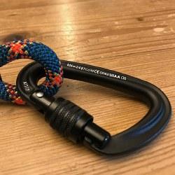 Mountain Dog - Carabiner Leash - 2 ft