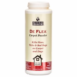 Natural Chemistry - DeFlea - Carpet Powder - 6 oz