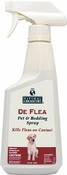 Natural Chemistry - DeFlea - Pet and Bedding Spray for Dogs - 24 oz