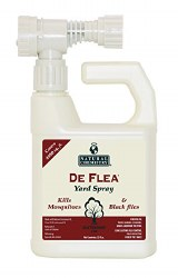 Natural Chemistry - DeFlea - Yard and Kennel Spray - 32 oz