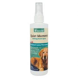 NaturVet - Quiet Moments Room Spray - Dog Calming Aid - 8 oz