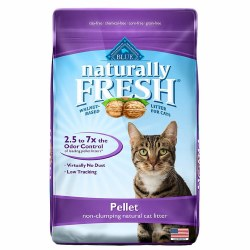 Blue Pellet Non-Clumping Cat Litter - 14lb