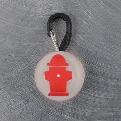 Nite Ize - LED PetLit - Red Fire Hydrant