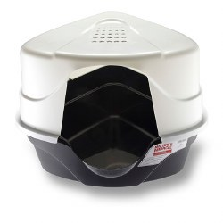Nature's Miracle - Litter Box - Hooded Corner