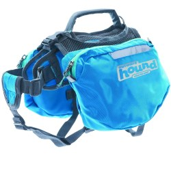 Outward Hound - Quick Release Backpack - Blue - Medium