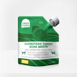 Open Farm - Homestead Turkey Bone Broth - 12 oz