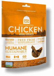 Open Farm - Dehydrated Chicken - Dog Treats - 4.5 oz