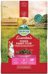 Oxbow Essentials - Young Rabbit Food - 25 lb