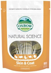 Oxbow Natural Science - Skin & Coat - 60 ct