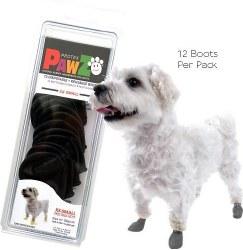 Pawz Dog Boots - Black - Extra Extra Small