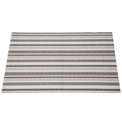 Cats Rule - Perfect Litter Mat - Neutral Stripe