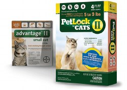 Petlock II - 5 lb to 9 lb Cat - 4 months
