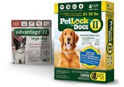 Petlock II - 21 to 55 lb - 4 months