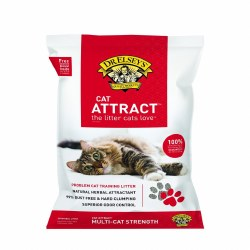 Dr. Elsey's - Cat Attract Clay Litter - 40lb