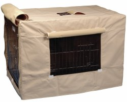 Precision Crate Cover - Tan 4000