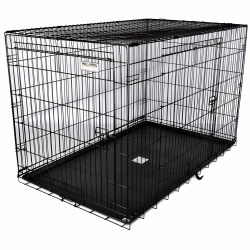 "Precision - Great Crate 5000 - 42"" x 28"" x 30"" - Black"