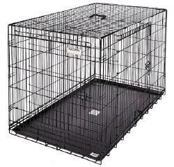 "Precision - Great Crate - 48"" x 30"" x 33"" - Black"