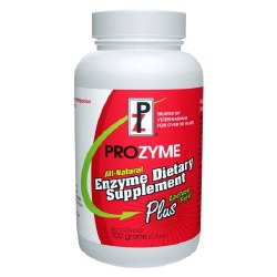 Prozyme - Enzyme Dietary Supplement Plus - Lactose Free - 100 g
