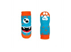 RC Pets - PAWks Dog Socks - Hangry Monster - Small