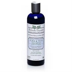 Richard's Organics - Flea and Tick Shampoo - 12 oz
