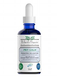 Richard's Organics - Pet Calm - 2 oz