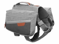 Ruffwear - Commuter Pack - Cloudburst Gray - Small