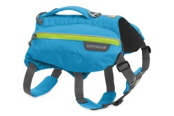 Ruffwear - Singletrak Pack - Blue Dusk - Small
